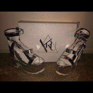NIGHTCALL ATLANTIS platform YRU shoes